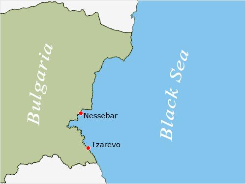 Angel Divers - diving in Nessebar, Tzarevo